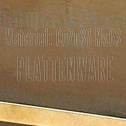 MS-Bleche-Platten