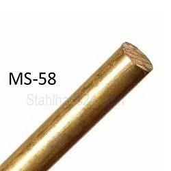 (MS58)CUZn39Pb3